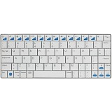 PUWEI Wireless Keyboard [B7] - Keyboard Basic